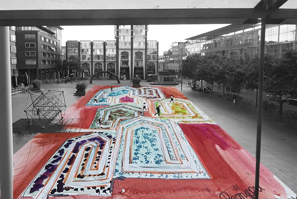 Programma Kunstproject Labyrint